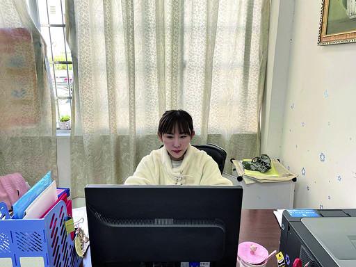 刘爽。 受访者供图