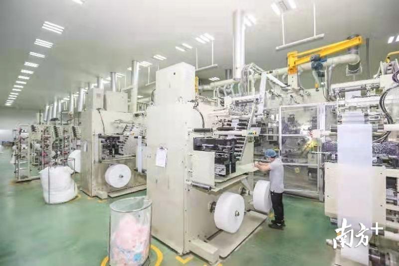 西樵镇正在打造现代化产业体系。