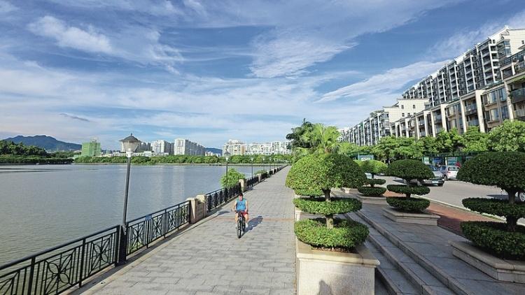 肇庆2020年空气质量改善幅度全国第一