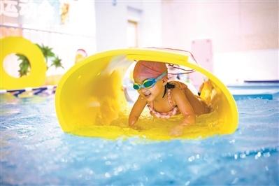 儿童泳池水深拟不超0.8米,广...