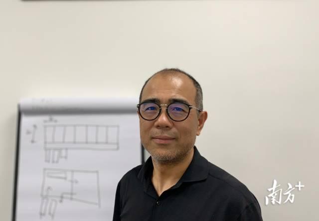 萧龙。摄影:南方日报记者李荣华