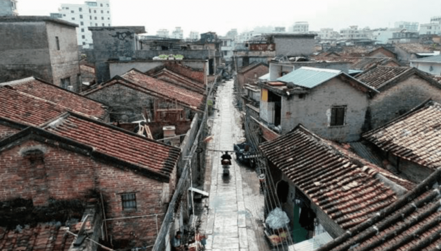 夏街村旧改项目  通讯员/受访者 新世界 供图