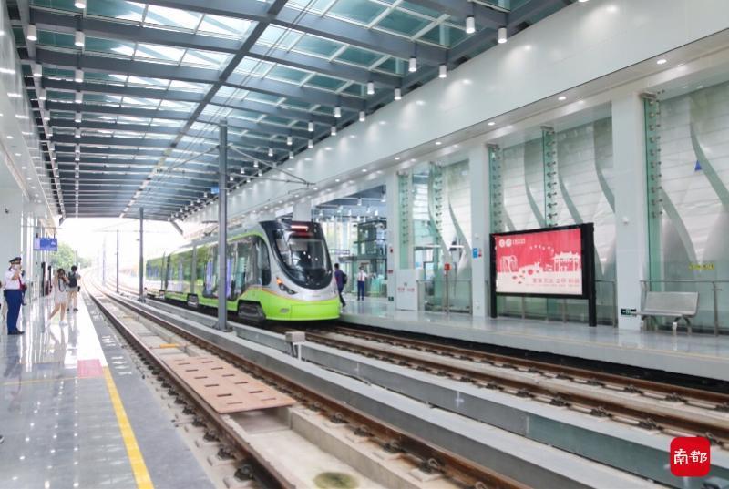 迈入大轨道时代 佛山城市轨道交通开启自主运营之路