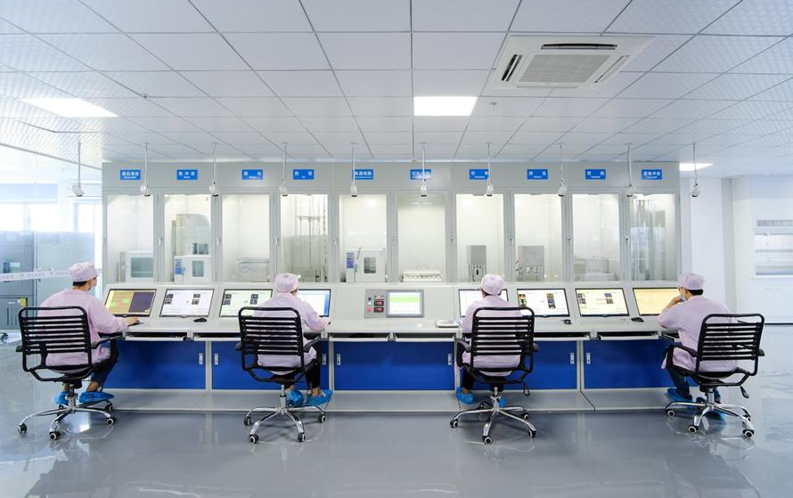 """惠州专精特新""""小巨人""""企业之一微电新能源。"""