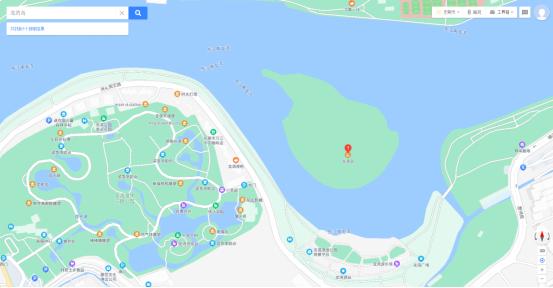 导航软件图。